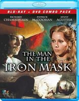 Cover image for The man in the iron mask [videorecording DVD] (Richard Chamberlain version)