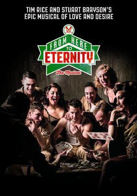 Cover image for From here to eternity [videorecording DVD] : the musical