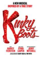 Imagen de portada para Kinky boots [videorecording DVD] (Killian Donnelly version)