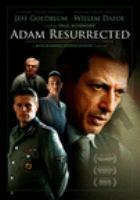 Imagen de portada para Adam resurrected [videorecording DVD]