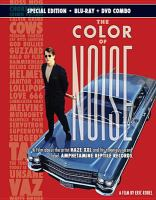 Cover image for The color of noise [videorecording Blu-ray]