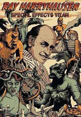 Cover image for Ray Harryhausen [videorecording DVD] : special effects titan