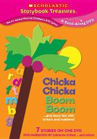 Imagen de portada para Chicka chicka boom boom -- and more fun with letters and numbers!
