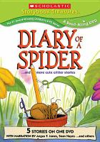 Cover image for Diary of a spider --and more cute critter stories