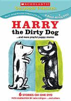 Cover image for Harry the dirty dog --and more playful puppy stories