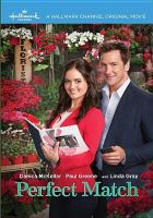 Cover image for Perfect match [videorecording DVD]