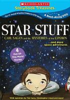 Cover image for Star stuff [videorecording DVD] : Carl Sagan and the mysteries of the cosmos--and more space adventures.