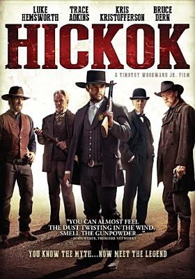 Cover image for Hickok [videorecording DVD]