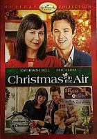Cover image for Christmas in the air [videorecording DVD]
