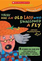 Imagen de portada para There was an old lady who swallowed a fly [videorecording DVD] : --and more sing-along favorites.