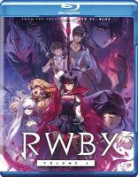 Cover image for RWBY. Vol. 5 [videorecording Blu-ray]