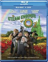 Cover image for The steam engines of Oz [videorecording Blu-ray]