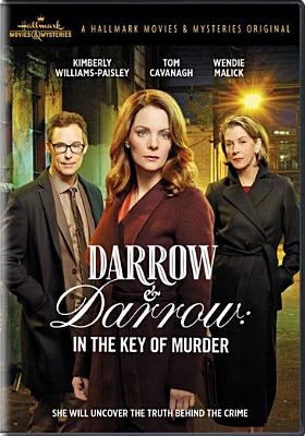 Cover image for Darrow & Darrow [videorecording DVD] : In the key of murder.