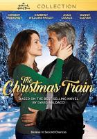 Cover image for The Christmas train [videorecording DVD]