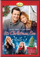 Cover image for It's Christmas, Eve [videorecording DVD]