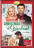 Cover image for Christmas at Graceland [videorecording DVD] : Love in Memphis