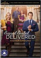 Cover image for Signed, sealed, delivered [videorecording DVD] : Higher ground