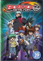 Cover image for Beyblade: Metal fury [videorecording DVD]