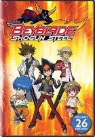 Imagen de portada para Beyblade: Shogun steel [videorecording DVD]