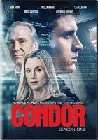 Cover image for Condor. Season 1, Complete [videorecording DVD]