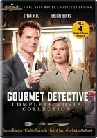 Cover image for The Gourmet Detective : complete movie collection [videorecording DVD]