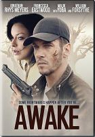 Cover image for Awake [videorecording DVD] (Jonathan Rhys Meyers version)