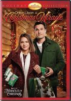 Imagen de portada para Once upon a Christmas miracle [videorecording DVD]