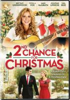 Cover image for 2nd chance for Christmas [videorecording DVD]