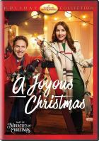 Cover image for A joyous Christmas [videorecording DVD]