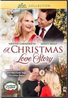 Imagen de portada para A Christmas love story [videorecording DVD]