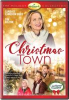 Cover image for Christmas town [videorecording DVD]