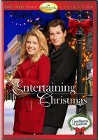 Cover image for Entertaining Christmas [videorecording DVD]
