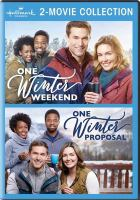 Cover image for One winter weekend [videorecording DVD] ; One winter proposal