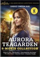 Imagen de portada para Aurora Teagarden 6-movie collection [videorecording DVD].