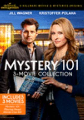 Imagen de portada para Mystery 101 [videorecording DVD] : 3-movie collection.