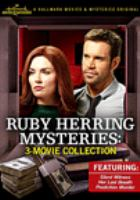 Cover image for Ruby Herring mysteries [videorecording DVD] : 3-movie collection