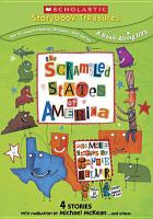 Cover image for The scrambled states of America [videorecording DVD] : and more stories by Laurie Keller