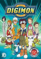 Cover image for Digimon digital monsters. Season 2, Complete [videorecording DVD]
