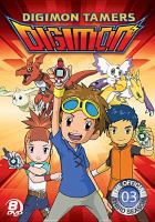 Cover image for Digimon tamers. Season 3, Complete [videorecording DVD]