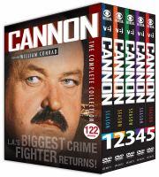 Imagen de portada para Cannon. Season 2, Complete videorecording DVD]