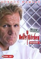 Imagen de portada para Hell's kitchen. Season 4 [videorecording DVD] : raw & uncensored