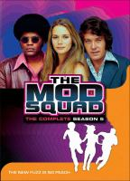 Cover image for The mod squad. Season 5, Complete [videorecording DVD]