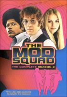 Cover image for The mod squad. Season 2, Complete [videorecording DVD]