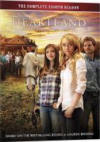 Cover image for Heartland. Season 8, Complete [videorecording DVD]