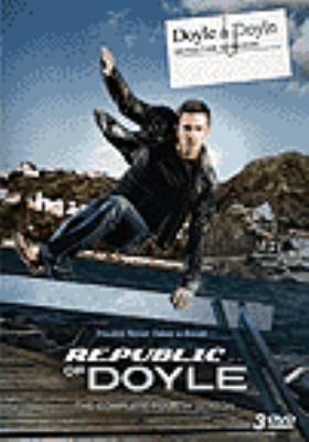 Imagen de portada para Republic of Doyle. Season 4, Complete [videorecording DVD]