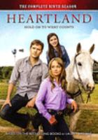 Cover image for Heartland. Season 9, Complete [videorecording DVD]