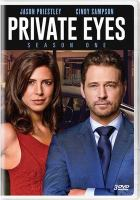 Cover image for Private eyes. Season 1, Complete [videorecording DVD]