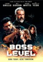 Cover image for Boss level [videorecording DVD]