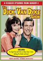 Cover image for The Dick Van Dyke show 6 full-length episodes.