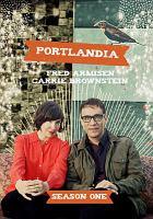 Cover image for Portlandia. Season 1, Complete